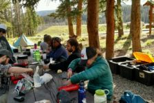 Salt Lake students 'Step Out' into the wilderness