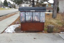 Sugar House's Little Free Library