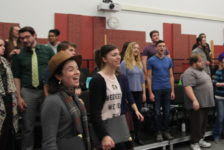 Chamber singers host Valentine Concert for Bon Voyage Tour