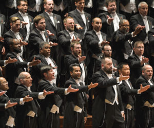 San Francisco Gay Men's Chorus sings for activism in Park City
