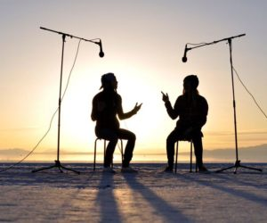 Great Salt Lake Podcast: A student-directed audio series airing on KRCL