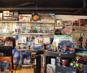 Creating retro memories at World's Game Store
