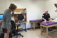 Westminster athletics' head trainer talks transition to DII