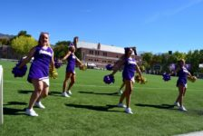 Westminster's Spirit Team splits to increase school spirit