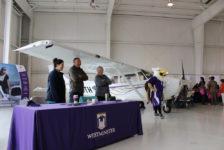 Westminster's female pilots soar through gender barriers