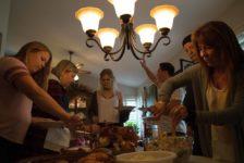 Thanksgiving 2016: Mixed family, mixed feelings