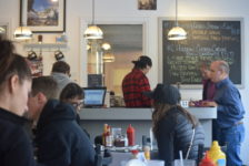 The Park Cafe: a small space that feeds hungry brunchers