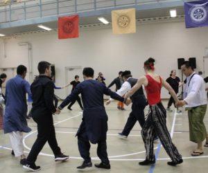 Westminster's International Festival: cultural catwalk, drums and dumplings