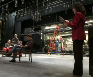 """Westminster theatre students bring """"Blithe Spirit"""" to life through dialect training"""