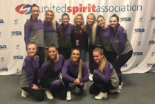 Westminster spirit team looks forward to another year of growth