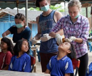 May Term service-learning trips attempt to push past the 'white savior' complex