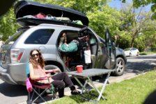 The drive behind van life