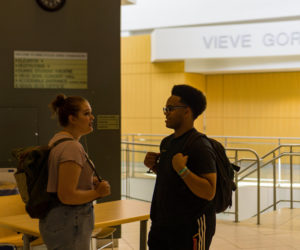 Audition overload: theatre students spend one week trying out for entire year's show lineup