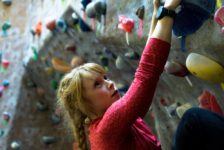 Cracks dividing climbing culture