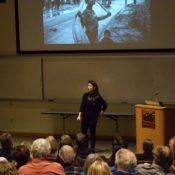Photojournalist looks to separate fact from fiction at Westminster lecture