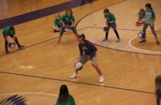 """Westminster College's National Girls and Women in Sports Day offers a """"safe environment"""" for young women to learn and grow"""