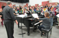 Westminster College community choir helps alumni engage in campus community