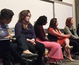 Women's Heritage Month panelists discuss their work toward women's liberation