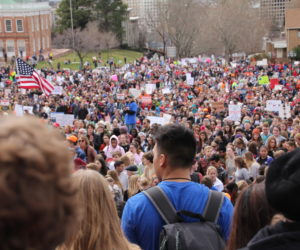 Westminster College supports March For Our Lives movement