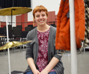 Student bridges artistic disciplines to bring people together