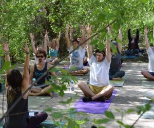 Environmental Studies students celebrate Emigration Creek