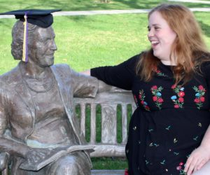 Meet Westminster's 2018 student commencement speaker