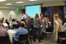 Westminster hosts luncheon to discuss new diversity strategic plan