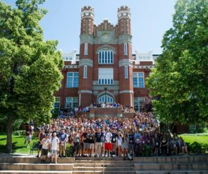 Welcoming the class of 2019