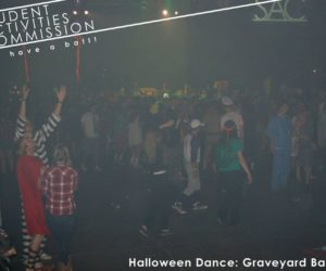 Westminster's Halloween dance put on hold