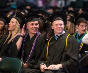 Graduation is on: Westminster to host in-person commencement ceremonies