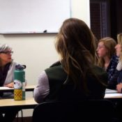 Adjunct faculty take on a new role at Westminster