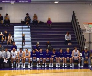Men's basketball team sets personal and team goals