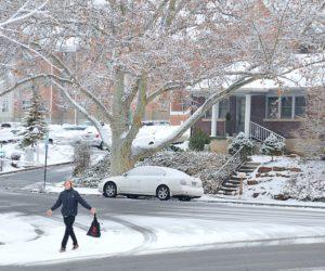 El Niño brings Utah snow after record low year