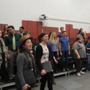 Chamber singers host Valentine Concert for Bon Voyage Tour
