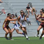 Women's lacrosse recognized in first NCAA season