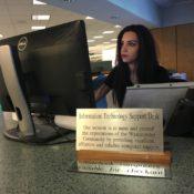 Navigating campus employment