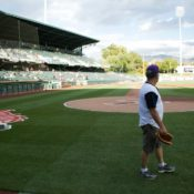 Images from Westminster's Night with the Salt Lake Bees