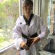 First-year student with second degree black belt kickstarts new campus club