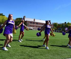 Westminster's Spirit Team splits to increase school spirit