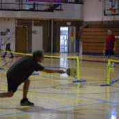 How to get involved in a new intramural sport on campus
