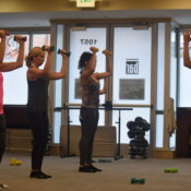 Local fitness studio owner brings new workout to Sugar House