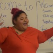 Students explore definitions of feminism at Fem Poetry Slam