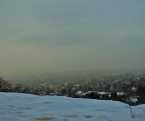 Salt Lake City's inversion affects athletes across campus