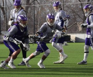 Men's lacrosse team steps up its game in transition to NCAA Division II