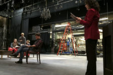 "Westminster theatre students bring ""Blithe Spirit"" to life through dialect training"