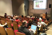 Visiting lecturer: zombie popularity increases in times of cultural anxiety
