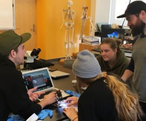Medical missions inspire Westminster College junior to study biology and declare as pre-med major