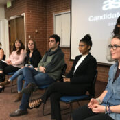 ASW election debate focuses on diversity and inclusion