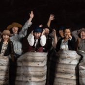 "Production of ""Men on Boats"" challenges traditional acting roles"