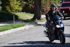 Mopeds fun, economical transportation say Westminster students